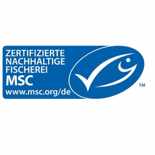 Zertifikat MSC Friedrich Lübbert GmbH & Co. KG