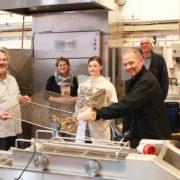 Projekt TROCKNFISCH Fischtrocknung